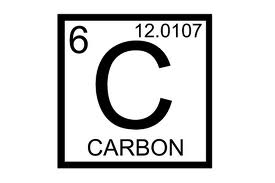 Table of Periodical Elements - Carbon